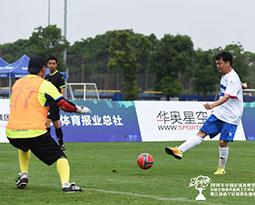 全国体育新闻工作者足球联赛江苏赛区开战
