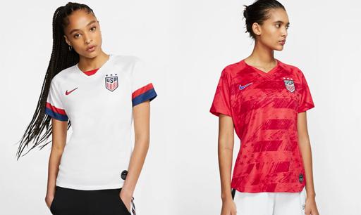 女足世界杯熱潮帶動Nike女裝銷量飆升