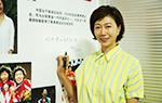 李珊参与录制《中国奥运人语录》