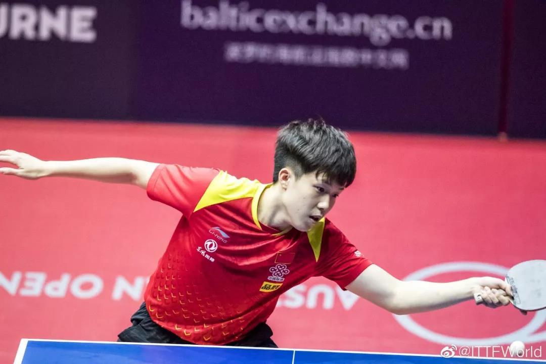 澳公赛丁宁拒绝逆转赢内战 樊振东赢K·卡尔松