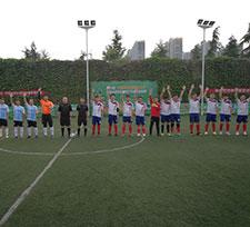 全国体育新闻工作者足球联赛(河南赛区)开战