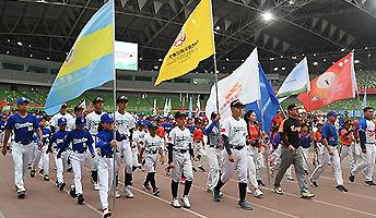 2019全国软式棒垒球俱乐部联赛和U系列总决赛举行