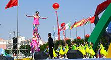 刘宁:环湖赛展现中国美 力争办出新高度