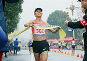 劉虹,走過一個個世界紀錄