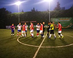 全国体育新闻工作者足球联赛(河南赛区第二轮)激战图集