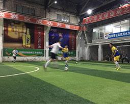 全国体育新闻工作者足球联赛佳木斯文化大楼赛区激战视频