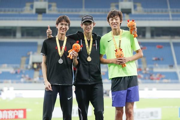 2019世界田径锦标赛选拔赛次日 谢震业轻松夺冠