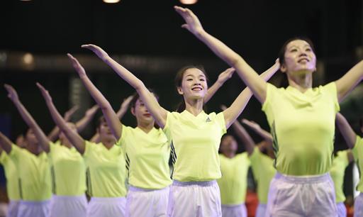 """夯实健康中国建设的体育根基--专家谈""""全民健身日"""""""