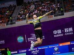 2019亚洲青年羽毛球锦标赛精彩瞬间