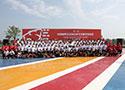 中國極限運動協會青少年精英訓練營舉行