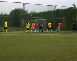 全国体育新闻工作者足球联赛(河南赛区)第五轮激战视频