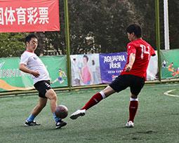西安媒体足球赛(第四周)激战图集