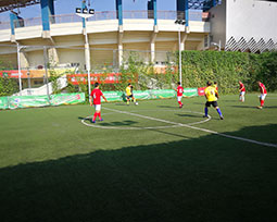 全国体育新闻工作者足球联赛(河南赛区)第六轮激战图集