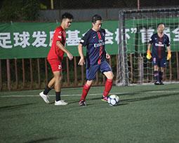 全国体育新闻工作者足球联赛(深圳赛区)激战图集