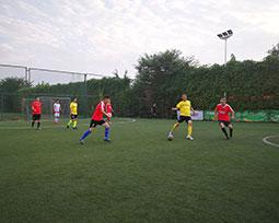 全国体育新闻工作者足球联赛(河南赛区)第八轮激战图集