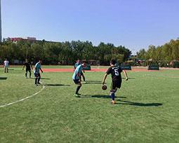 全国体育新闻工作者足球联赛(吴忠赛区)激战图集
