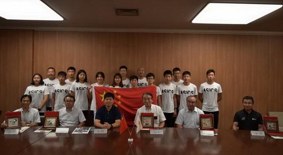 國家鐵人三項隊赴日本長野訓練和文化交流活動圓滿結束