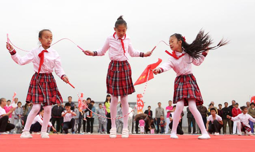落实全民健身战略 建设健康中国--体育强国建设纲要解读