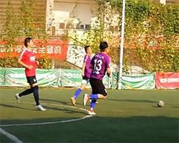 全国体育新闻工作者足球联赛(河南赛区)第九轮激战视频