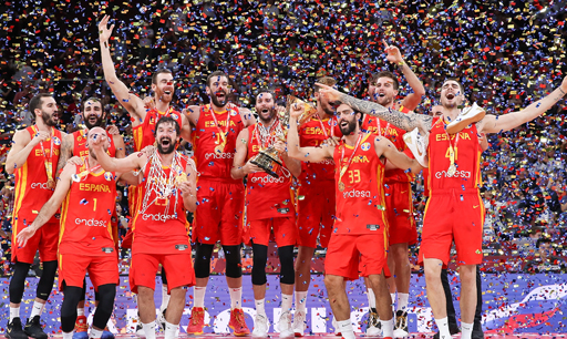 2019篮球世界杯落幕:西班牙夺冠 美国队仅列第七