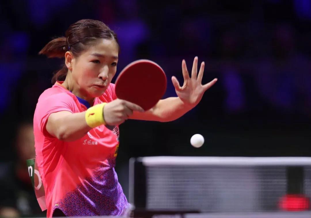 奥运资格到手!女乒零封日本卫冕亚锦赛女团冠军