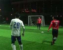 全国体育新闻工作者足球联赛(大庆赛区)精彩镜头