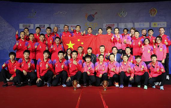 時隔十年 中國隊亞錦賽再度包攬7金