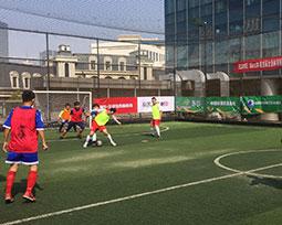 首届全国体育新闻工作者足球联赛(山东-济南赛区)比赛集锦