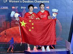 2019中国羽毛球公开赛收拍 国羽摘得2金1银