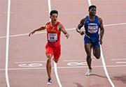 世锦赛男子100米半决赛