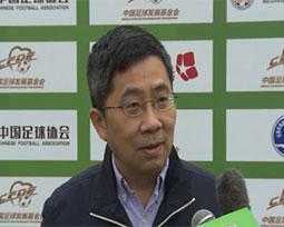 许基仁:媒体联赛亲切感十足 为推动社会足球立标杆