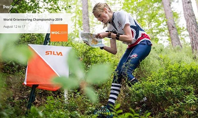 2019WOC挪威长距离结果公布!长距离传奇Lundanes再夺金牌!