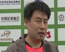 杨珶:赛事保障完备 处处体现出工作人员的辛勤工作