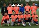 首屆全國體育新聞工作者足球聯賽北京賽區全家福