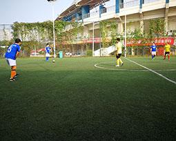 首届全国体育新闻工作者足球联赛(河南赛区)第十二轮激战图集