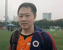 韩庆山:体育媒体人应亲身参与其中,促进对足球的热爱