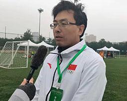 刘先永:中国体育报大力支持赛事,期待大家能享受足球运动