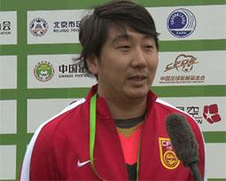 张安琪:参加联赛身兼数职,扎扎实实冲击最高荣誉