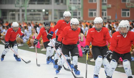 【政策解讀】大力發展冰雪運動 加速體育強國建設