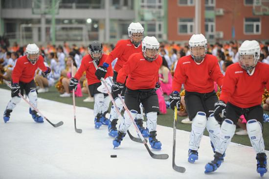 總局冬運中心推出中國冰雪安踏獎勵計劃