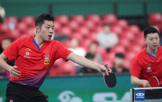 馬龍丁寧兩場連上,中國男女隊提前挺進八強
