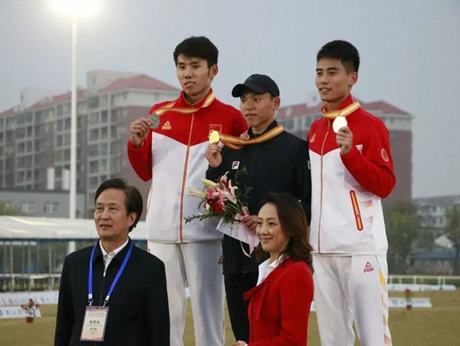现代五项亚锦赛个人决赛|张明煜、罗帅为中国队拿到两张奥运入场券