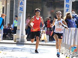 2019年定向世界杯决赛中国选手比赛集锦