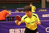 2019年全国青少年乒乓球训练营(女队)开营