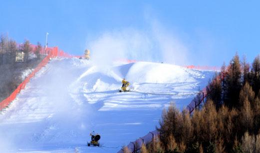 萬龍滑雪場董事長羅力:耕耘雪場十七載 播種雪花獲幸福