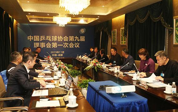 金沙国际娱城送彩金第九届理事会一次会议召开 协会实体化又迈出重要一步
