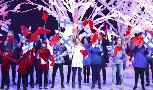 中芬冬季運動年兩國將繼續加強體育合作