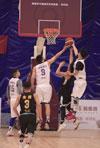 城市籃球聯賽鄭州站落幕中原銀行隊奪冠