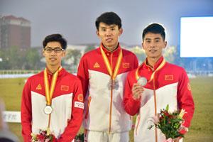 2019年亚锦赛男子决赛