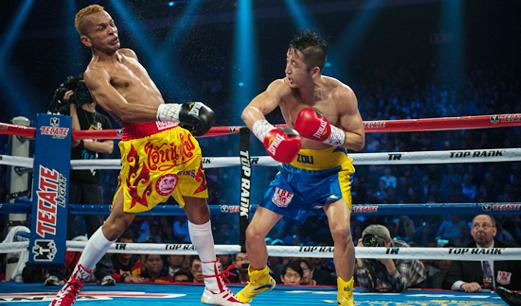 突破产业格局 打造拳击明星 中国会成为全球第二大拳击市场